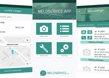 Meldservice cover photo